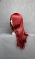Red Cosplay Wig Synthetic Hair Wig Customized Wigs 4