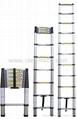 Aluminum telescopic ladder 3.2 meter