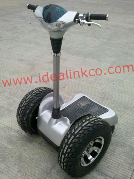 Electric Mobility Scooter With All Terrain Tire Id 8006c