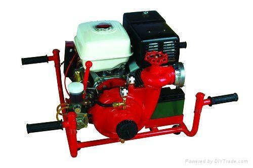 portable fire pump - BJ-7A - WOQ (China Manufacturer) - Fire