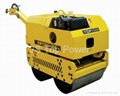 Double Drum Vibratory Rolloer