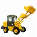 Rated Load 1000kgs Mechanical Wheel Loader (Hot Product - 1*)
