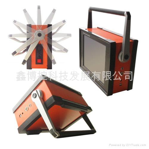 便攜式10.4寸工業一體平板電腦帶觸摸特殊定製OEM 1