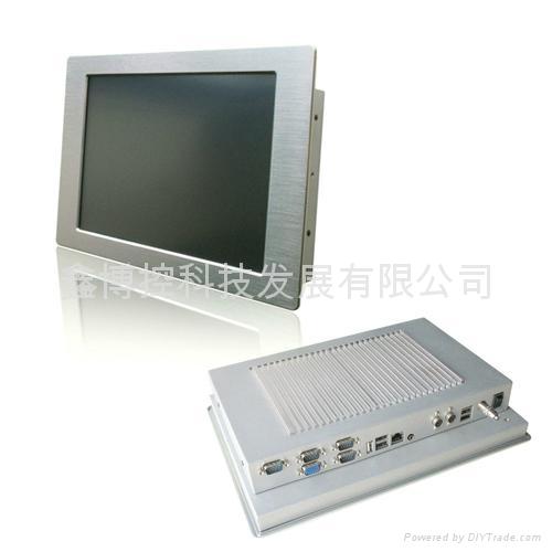 便攜式10.4寸工業一體平板電腦帶觸摸特殊定製OEM 2