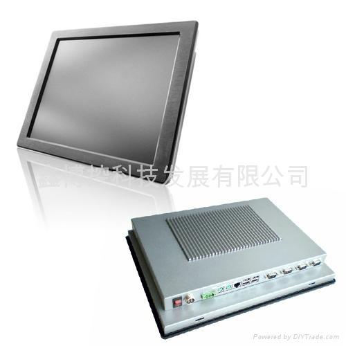便攜式10.4寸工業一體平板電腦帶觸摸特殊定製OEM 3