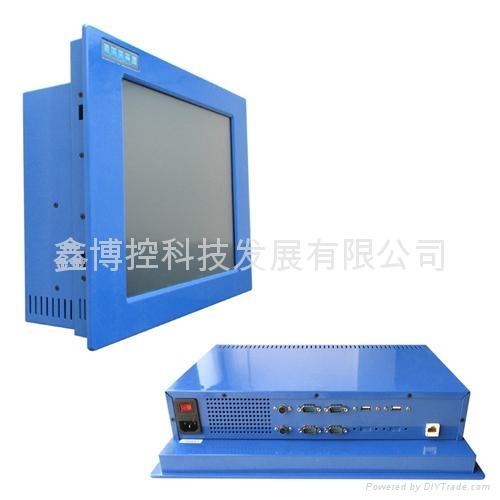 便攜式10.4寸工業一體平板電腦帶觸摸特殊定製OEM 4