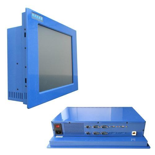 15寸工業平板電腦一體機加厚擴PCI帶觸摸 3