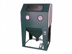 巨臣JC-900標準型密閉噴砂機
