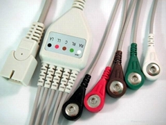 Siemens ECG Cable