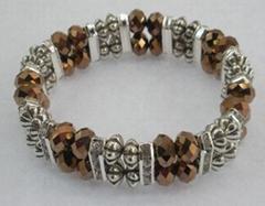 2011 New arrival crystal bracelet