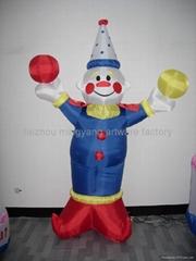 inflatable halloween decoration