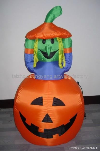 inflatable halloween decoration 4