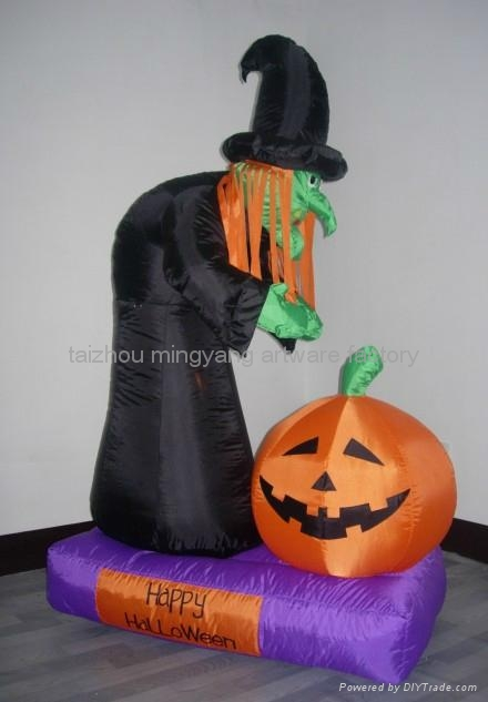 inflatable halloween decoration 5