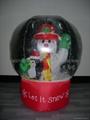 充气雪球 2