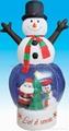 充气雪球 4
