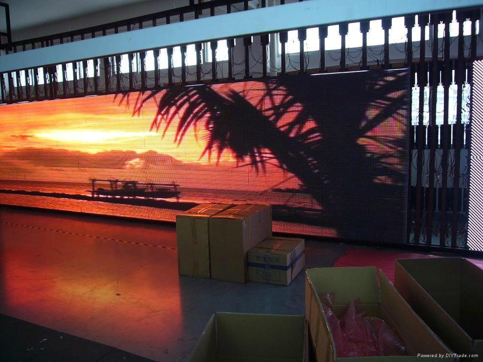 華東地區大屏幕顯示屏廠家 1