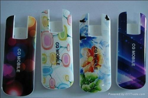 TPU手机壳彩印设备 5