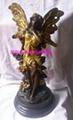 玻璃鋼人物雕塑 2