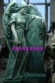 玻璃鋼人物雕塑 3