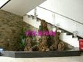 承接玻璃鋼假山和仿真園林系列工程 3