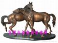 玻璃鋼動物雕塑 5