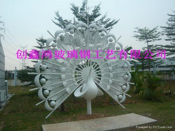 玻璃鋼造型 5