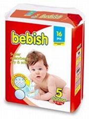 bebish baby diapers