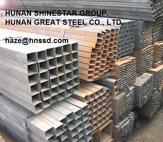 Hollow sections for structural purpose pipe shinestar