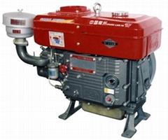 单缸水冷柴油机