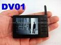 DV01-58  5.8GHZ  FPV wireless mini DVR