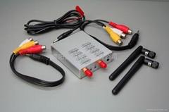 D58-2 5.8Ghz wireless Diversity Receiver