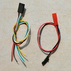 Power and AV out plug for TX TRANSMITTER
