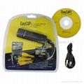 4CH fpv USB DVR Video Audio Capture CARD