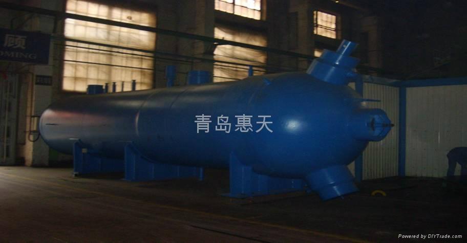 鍋爐管道水壓試驗專用防鏽粉 4