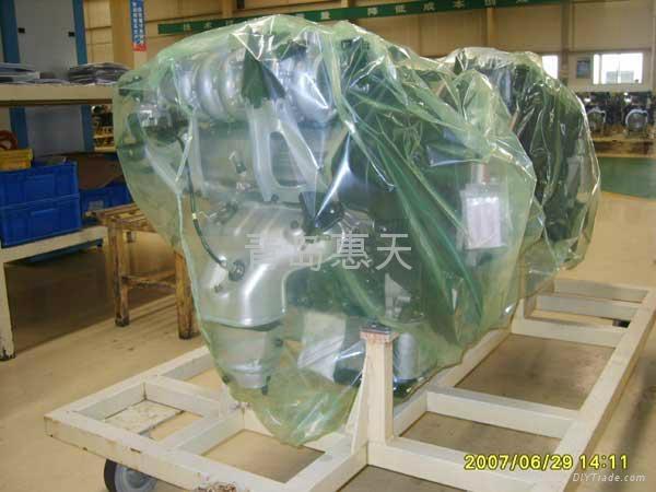 綠色環保不含亞硝酸鹽的vci氣象防鏽袋 1