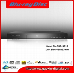 3D blu-ray disc player