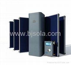 分体承压太阳能热水器