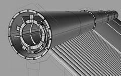 无动力循环即热式太阳能热水系统