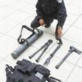 黑鷹破門救援工具組