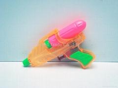 plastic water gun toy