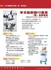 手朮顯微鏡及錄像系統