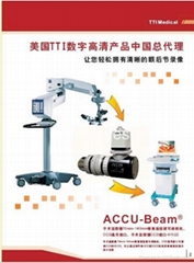 Surgical microscope HD camera system