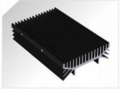 散热器散热片铝型材