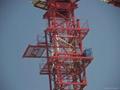tower crane construction hoist