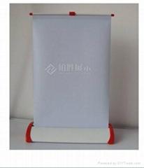 桌面易拉寶WMX-03
