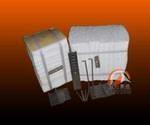 鋼包蓋專用高鋁型陶瓷纖維模塊