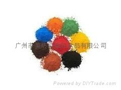 HN型滌/棉一浴法活性染料 紅 HN-3B