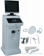 注氧活膚儀帶皮膚檢測注氧儀面部美容儀器美容嫩膚儀器
