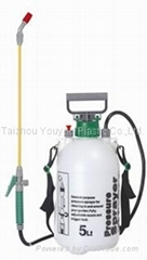 Single-Shoulder Pressure Sprayer 4L-8L