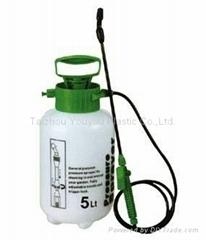 Garden Pressurized Plastic Sprayer 5L,8L
